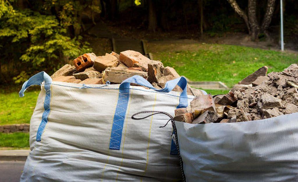 grafika przedstawiająca worki typu big bag
