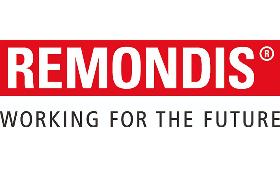grafika przedstawiająca logo firmy REMONDIS